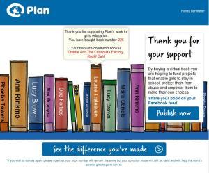 plan uk education for girls