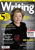 writing magazine may 2013