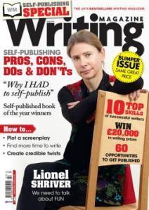 Writing Magazine July 2014