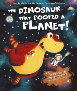 the dinosaur that pooped