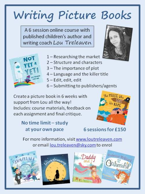 Writing Picture Books poster