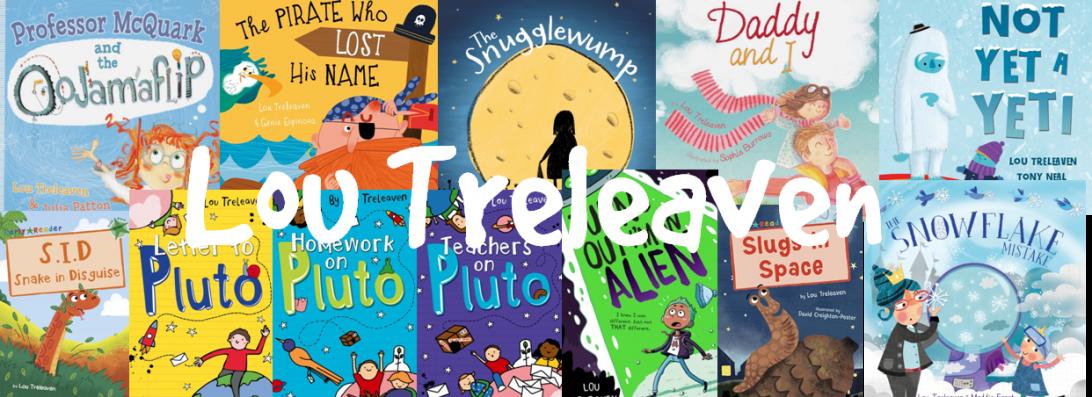 UK literary agents for children's books – Lou Treleaven