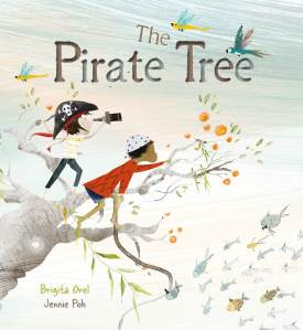 the pirate tree cover