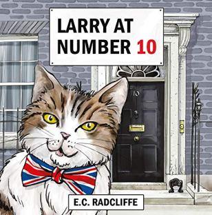 Larry at Number 10 EC Radcliffe